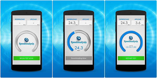 Top 6 ứng dụng kiểm tra tốc độ Internet trên thiết bị di động