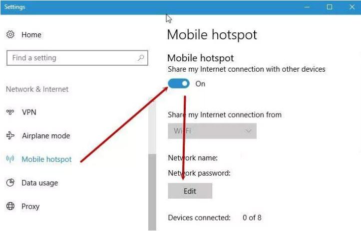 Hướng dẫn cách phát Wifi từ Laptop cho Win 7, Win 8, Win 10 đơn giản