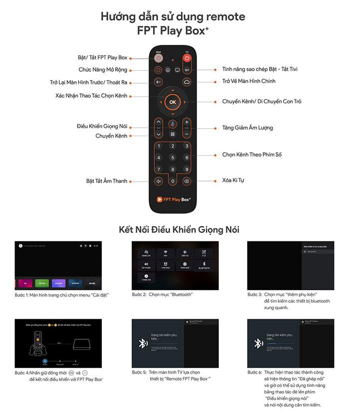 FPT PLAY BOX PLUS 2020 - Hướng dẫn sử dụng và cấu hình xem đá bóng chuẩn