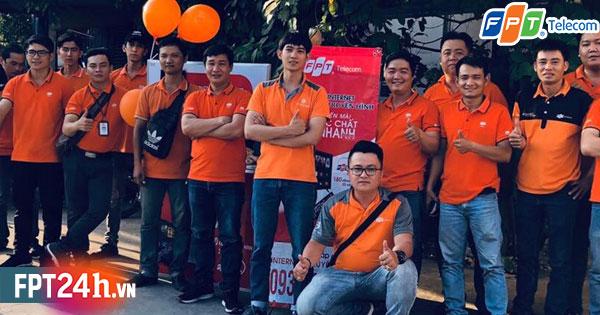 [Quận Phú Nhuận] Lắp Đặt Mạng Internet FPT Cáp Quang Tốc Độ Cao - Tặng Modem Wifi