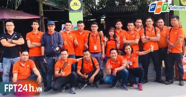 [Quận Tân Bình] Lắp Đặt Mạng Internet FPT Cáp Quang Tốc Độ Cao - Tặng Modem Wifi