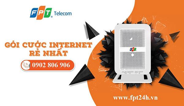 Nên chọn gói cước Internet giá rẻ hay gói cáp quang chất lượng
